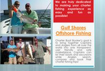 Gulf Shores Offshore Fishing / Many Gulf Shores Inshore Fishing quick guides have different strategies when it comes to inshore fishing, as well as you desire the resources that use real-time lures along with having a right choice of synthetic lures on the vessel that you select. So don't be reluctant to ask them about the types of fish they will indeed target for you, different techniques, and just what kinds of lures will be at hand on your fishing charter.