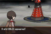 Time Lords are cool!