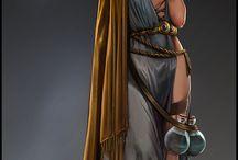 .:: D&D Characters ::.