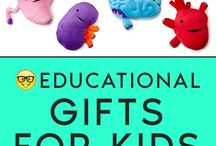 Educational gifts for kids / Useful birthday gifts for boys and girls, Christmas gifts ideas, educational toys, stem toys for kids