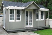 Tiny Houses or Studios