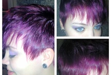 hair styles •short• / by AnGeL JoHnTiNg BrOwN
