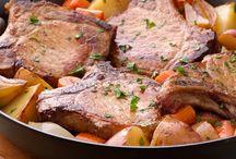 Recipes - pork chops
