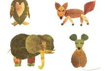 Animal feuille