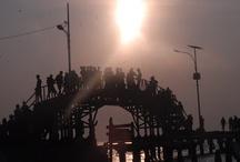 in a love bridge