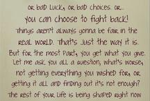 Quotes / by Lauren Morgan