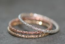 Midi Rings! / new midi rings in variety of styles and metals and colors!