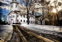 Churches / by Maxine McLeod
