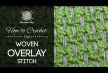 crochet tutorial / by Roberta Pampuri
