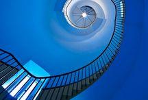 Blue / by Elvire Van de Wouw-Berben