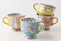 Pretty cups / Originally designed and pretty lokking cups