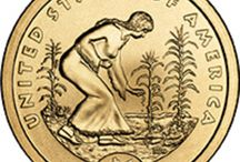 Rare Treasures / Are you on the hunt for rare coins? uBid has got you covered! Stay up-to-date with Sacagawea Golden Dollars, Indian Cents, Steel Wheat Cents, and much more!