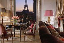 Paris.....J'aime Paris! / by Patti Kommel Homework Interiors,LLC