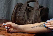 Tattos para mulheres / Inspirações de tatuagens femininas para quem ama imprimir arte no corpo!