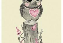 My lovely owls ❤️