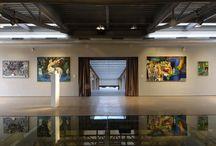 ICARIO ART / ICARIO Winery & ART, exhibition, artists, contemporary art, international, events