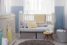 Nursery Inspiration / Colours, patterns and designs that make the perfect nursery
