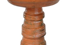 terracotta pot crafts / by Marie Frederick