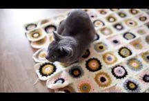 Szydełko | Crochet - moje owoce / Moje prace wykonane szydełkiem, filmy o szydełkowaniu | Crochet things made by me, youtube films about crocheting