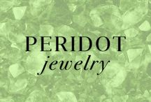 Peridot Jewelry / A bright shade of green could add a new twist to your accessorizing. Peridot is the birthstone for August as well. Shop all of our gorgeous Peridot jewelry at Ice.com / by Ice.com