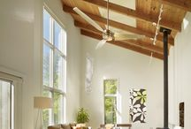 Dens and Living Rooms / Living rooms an dens are were we spend a lot of time so these pins are for inspiration on how to design a room you love to spend time in.
