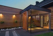 Dom w Zielonkach / - ogrody zimowe, oranżerie,  werandy, przeszklenia -  wintegarden,  - conservatory    www.alpinadesign.pl