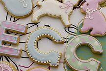 Spring Cookies / by Kris Colucci