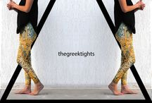 thegreektights / thegreektights - thin and stretchy, very comfortable legging, perfect for every season! These Leggings are designed for Greecelovers with a great taste in fashion and they can be used for Running, Cycling, Dancing, Skating, Yoga, Pilates and etc
