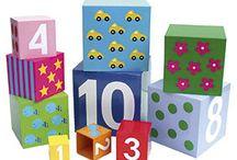 Weihnachtsgeschenke für Kinder / Schöne und sinnvolle Geschenke für Kinder.
