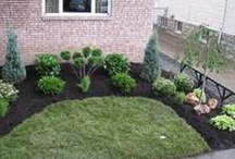 Landscaping Pins / Garden makeovers and vegetable garden tips....Lawns and Gardens - Lawn Mowing