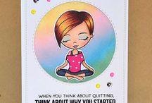 Card Inspiration - Encouragement