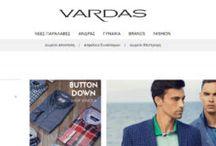 Ρούχα / Online καταστήματα με ρούχα. Ανδρικά, γυναικεία και παιδικά ρούχα. Αγοράστε ρούχα online, εύκολα και γρήγορα. Online shopping στις καλύτερες τιμές. Βρείτε ευκαιρίες και προσφορές.
