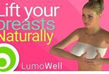 DIY Jak přirozeně zvedat prsy!!!!!