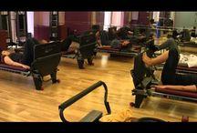 Pilates exercise videos / Pilates mat and machine exercises