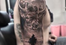 Hunting tatoos