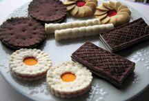 ZÁKUSKY / sladké koláčiky