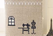 шитье и вышивка