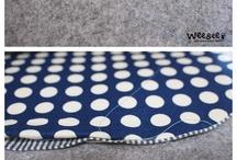 malas / carteiras/ tecido