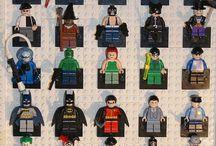 Lego poppetjes