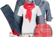 kombinácie odevov
