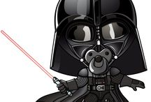 Dibujos star wars
