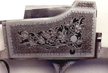 Exquisite Engraving, Scrollwork / by Lauren L. Ralph