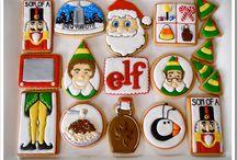 Buddy the Elf's Christmas Inspiration!
