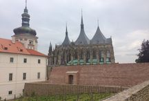 Kutna Hora, perfect one day trip from Prague / Kutna Hora is beautiful and romantic