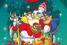 Las aventuras de Súper Claus