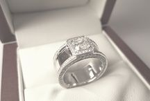 Engagement Rings / Engagement rings created by K.I.G. Fine Jewellery and Custom Design