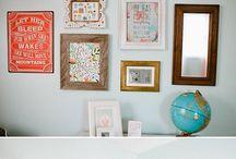 Nursery idea / by Brittany Tolbert