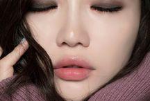 Asian makeup