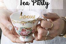 Tea party / by Kelsey Jenkins.