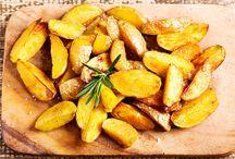 Mat potatis